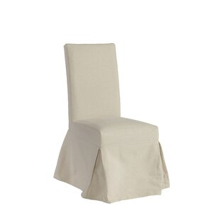 Naoma Slipcovered Upholstered Dining Chair