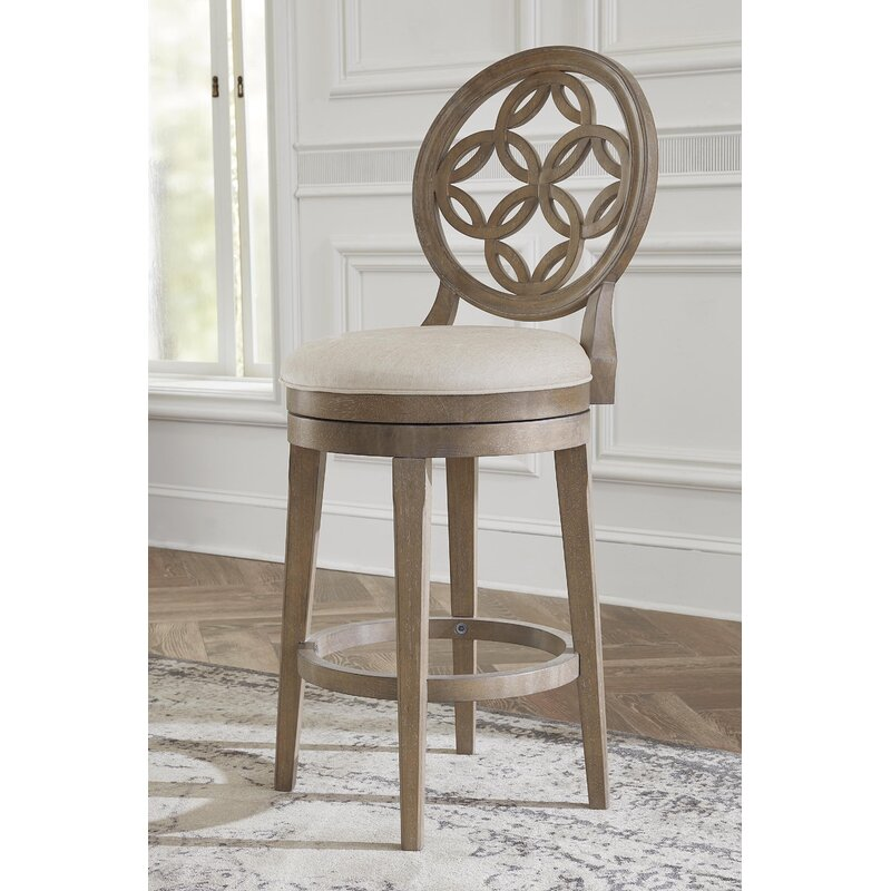 Mousseau 30 Quot Swivel Bar Stool Amp Reviews Birch Lane