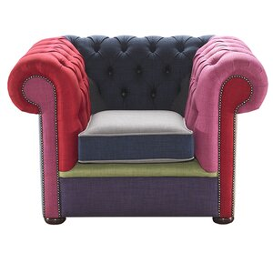 Clubsessel Chesterfield von Portabello Interiors
