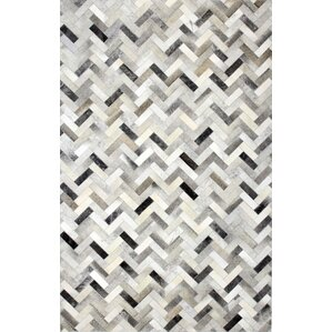 morrison cow hide area rug