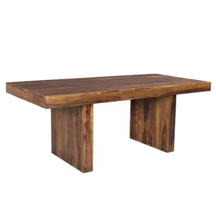 Exceptionnel Lusby Sheesham Wood Dining Table