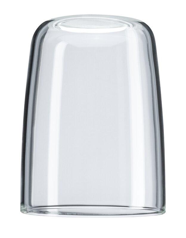 paulmann 9 5 cm lampenschirm rado aus glas. Black Bedroom Furniture Sets. Home Design Ideas