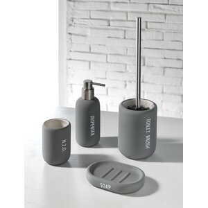 Elegant Extra 4 Piece Bathroom Accessory Set