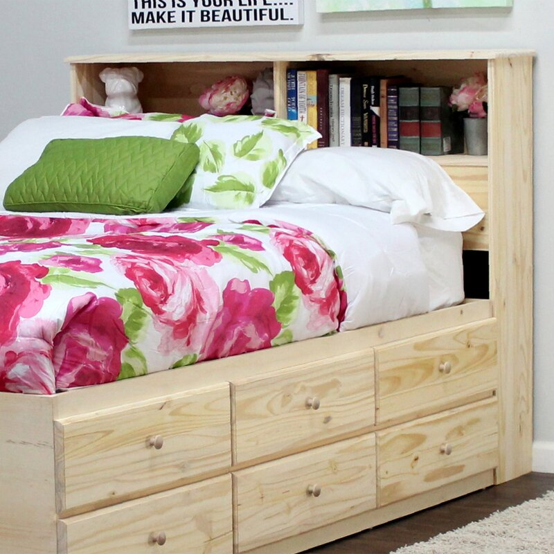 bedqueen headboards bed headboard uk single storage bookcase king frame in with shelves built