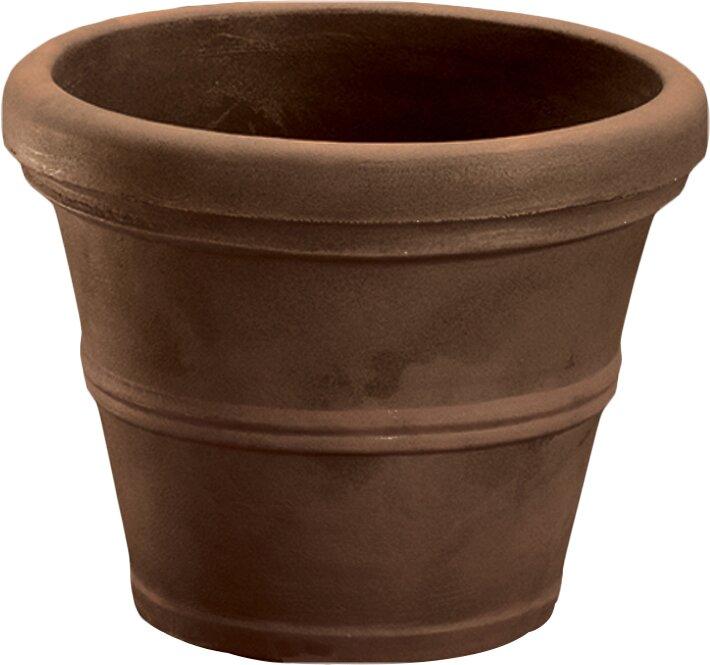 Extra Large Garden Pots Extra large planter pots youll love wayfair resin pot planter workwithnaturefo