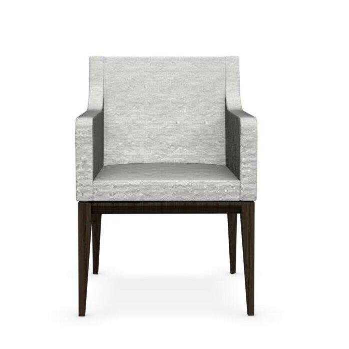 Superieur Bess Armchair Upholstered Wooden Arm Chair
