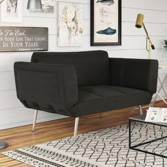 Mercury Row Buttrey Convertible Sofa & Reviews | Wayfair
