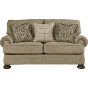Dunlap Loveseat by Three Posts