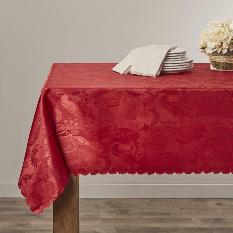 Alcott Hill Oglethorpe Tablecloth