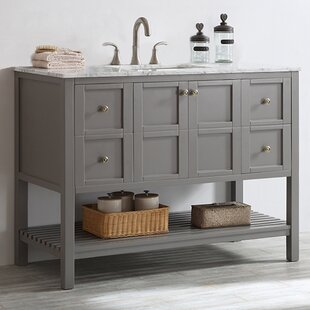 Dark Grey Bathroom Vanity Wayfair