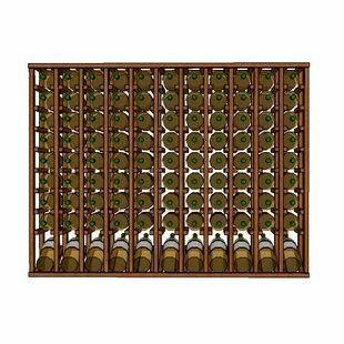 Premium Cellar Series 110 Bottle Tabletop Wine Rack