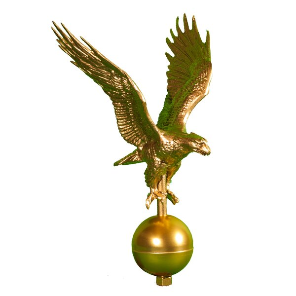 Kitchen Cupboards Montague Gardens: Montague Metal Products Flagpole Finial & Reviews