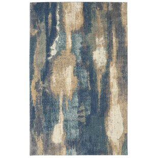 Berkshire Wendall Blue Area Rug By Mohawk Home
