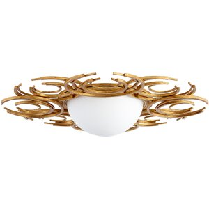 Vivian 2-Light Flush Mount