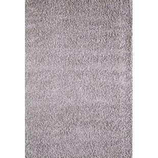 Pera Cozy Contemporary Soft Gray Area Rug