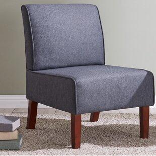 Aveline Home Elegant Accent Slipper Chair