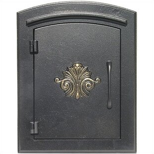 Manchester Wall Mounted Mailbox  sc 1 st  Wayfair & Mailbox Replacement Door | Wayfair