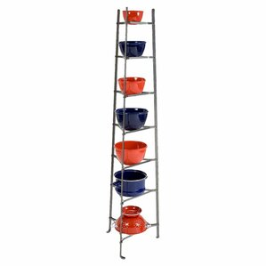 Premier 7-Tier Cookware Standing Pot Rack by En..