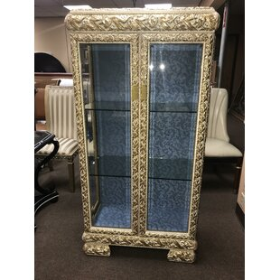 Willis Lighted Curio Cabinet