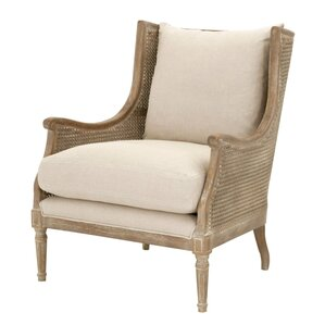deville wingback chair