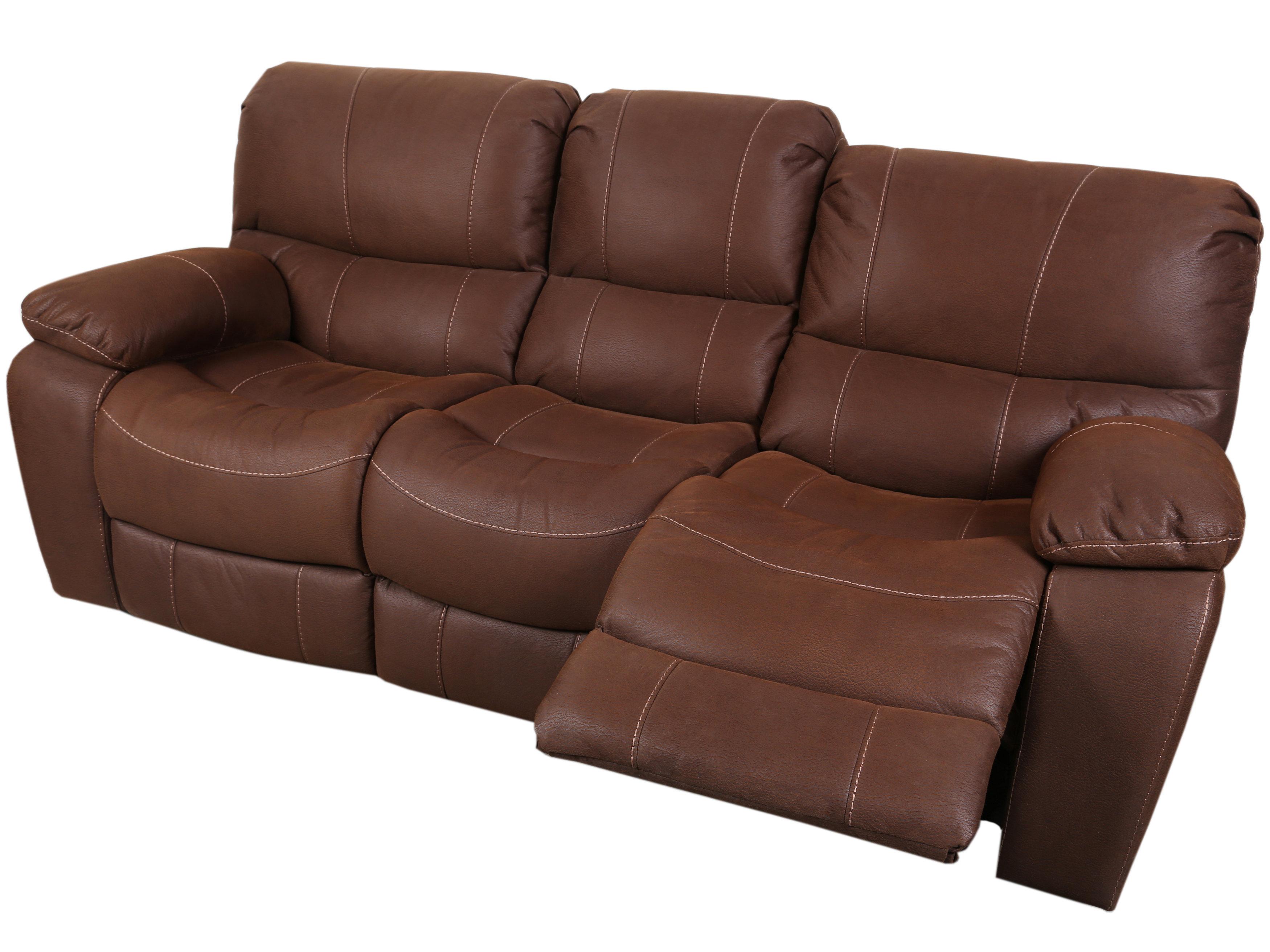 Red Barrel Studio Rashida Modern 3 Seats Reclining Sofa | Wayfair
