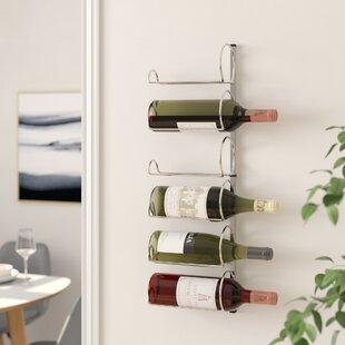 Wall Mounted Wine Racks You\'ll Love | Wayfair.co.uk