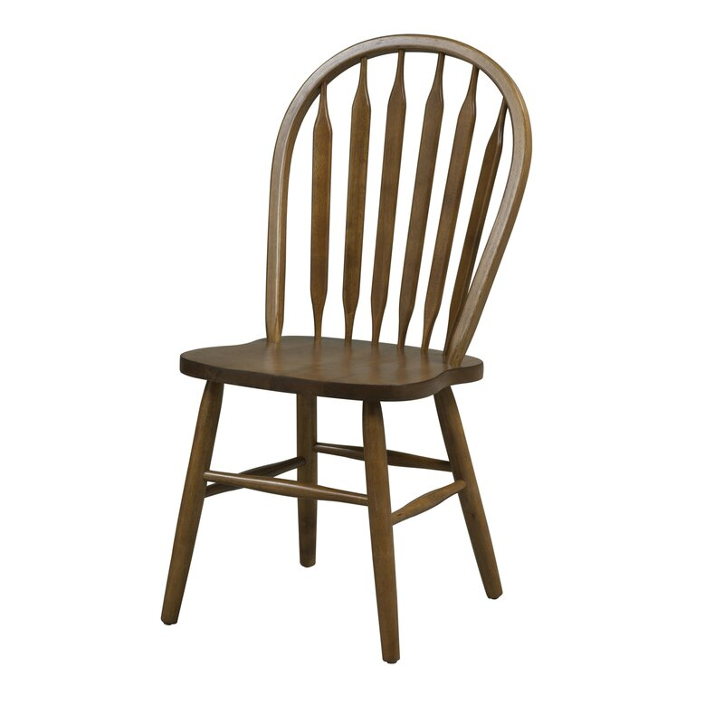 Exceptionnel Acadian Arrow Back Windsor Side Chair
