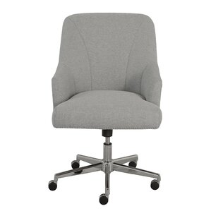 Serta Leighton Mid Back Desk ChairGray Office Chairs You ll Love   Wayfair. Grey Fabric Office Chair. Home Design Ideas