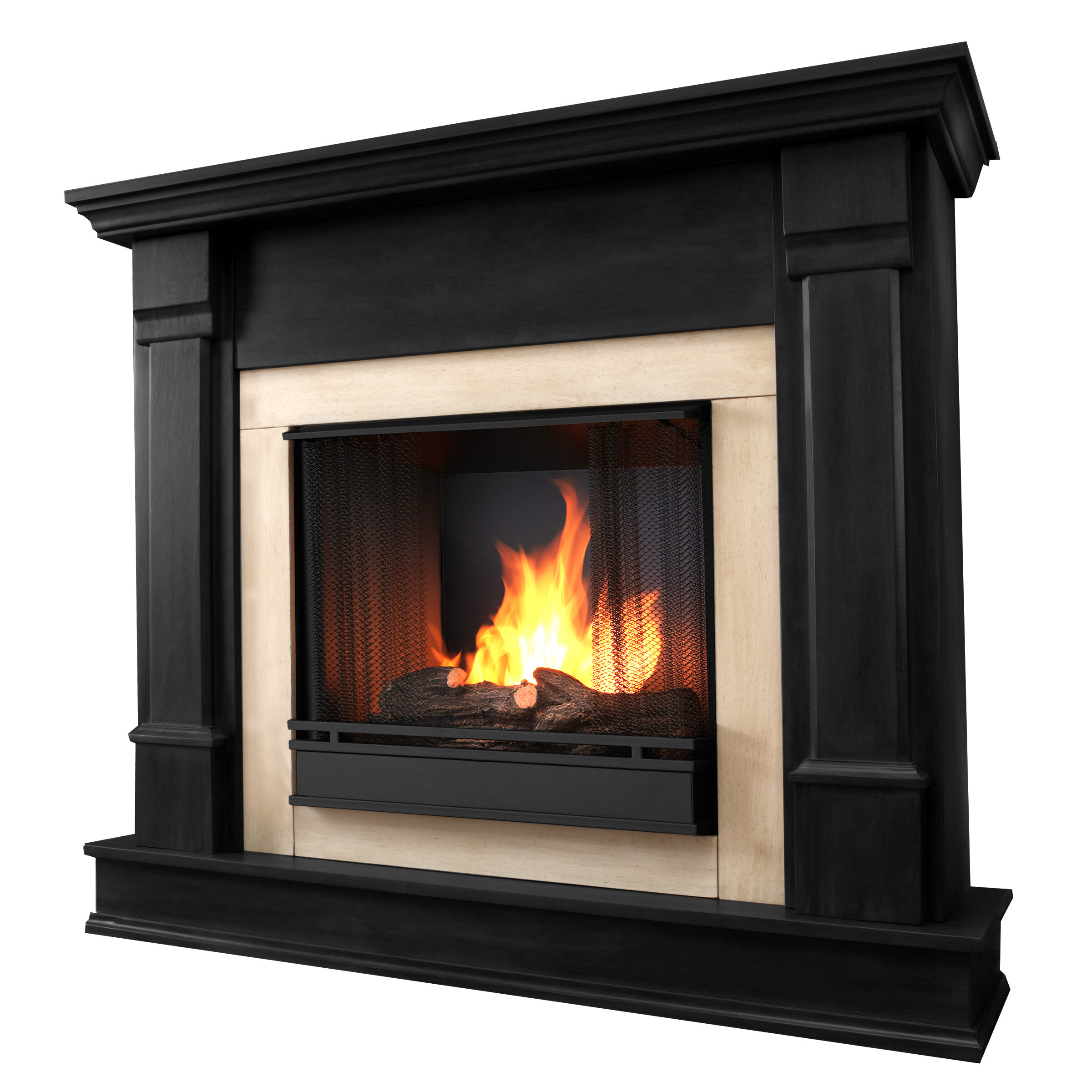 real flame silverton gel fuel fireplace reviews wayfair rh wayfair com