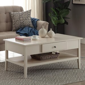 Celina Coffee Table by Homestyle Collection