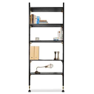Bookshelf With Sliding Door Wayfair
