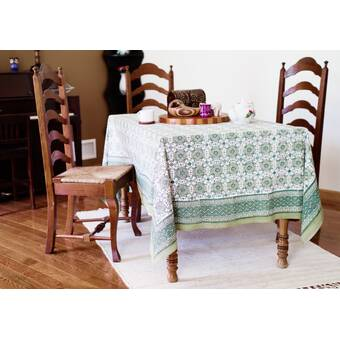 Lark Manor Leffler Tablecloth & Reviews   Wayfair
