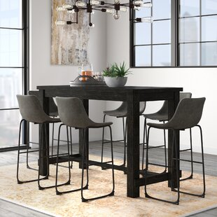Pub Table With 6 Chairs Wayfair