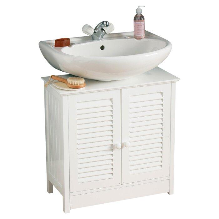 60cm Free Standing Under Sink Storage Unit
