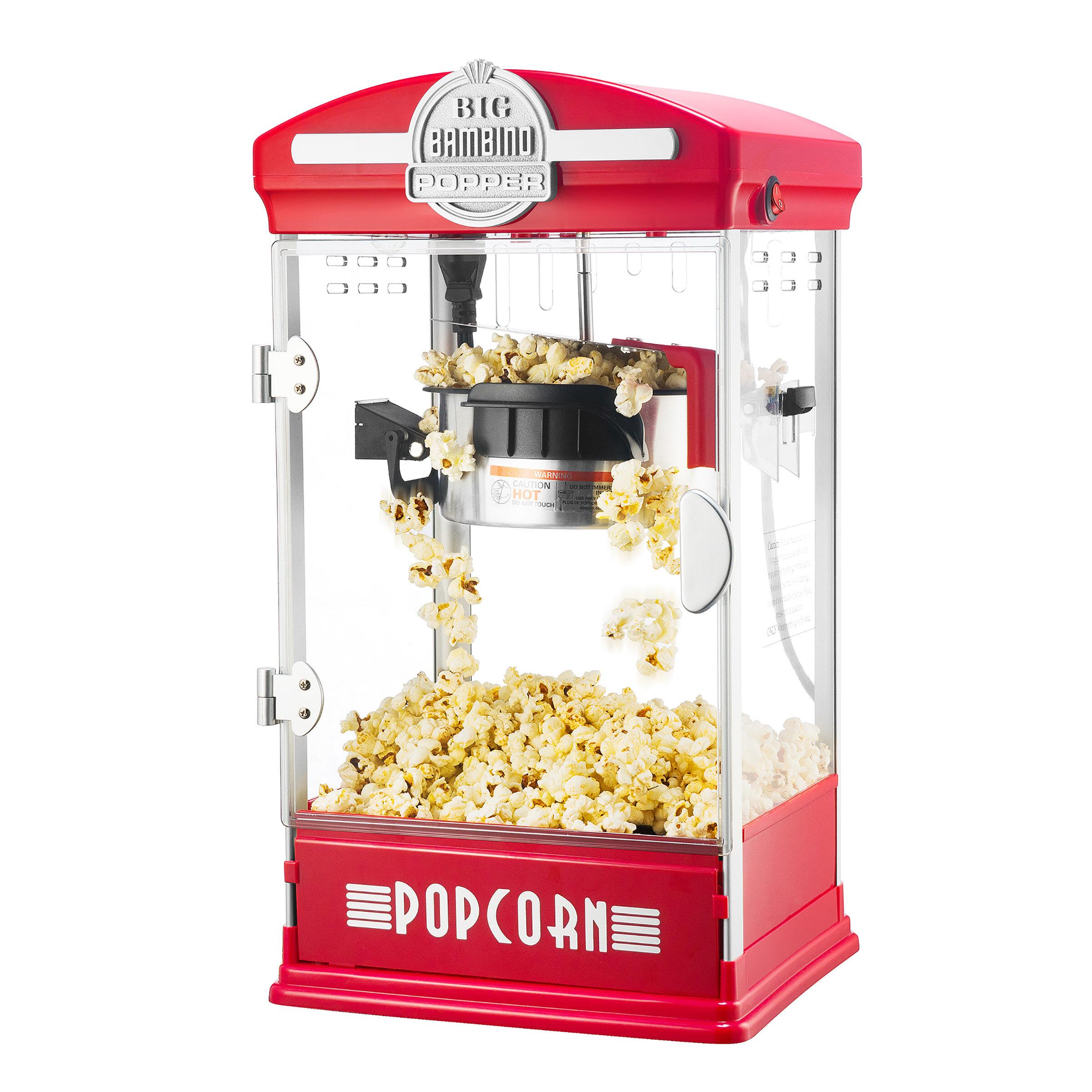 Great Northern Popcorn 4 Oz Bambino Retro Machine Reviews Wayfair