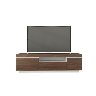 Wrought Studio Pell TV Stand Width of TV Stand: 68