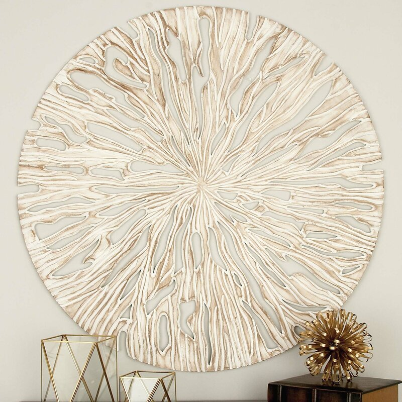 Mistana Striking Carved Wood Panel Wall Décor Reviews Wayfair