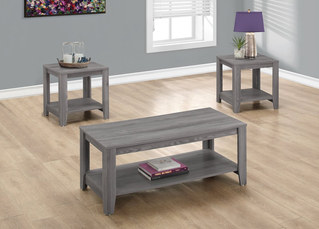 Coffee Table Sets New At Image of Minimalist