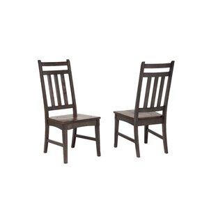 Springwater Slat Back Side Chair (Set of 2)