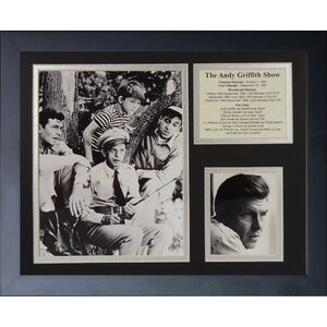 Andy Griffith Framed Photographic Print