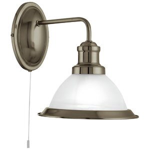 Bistro 1 Light Armed Sconce