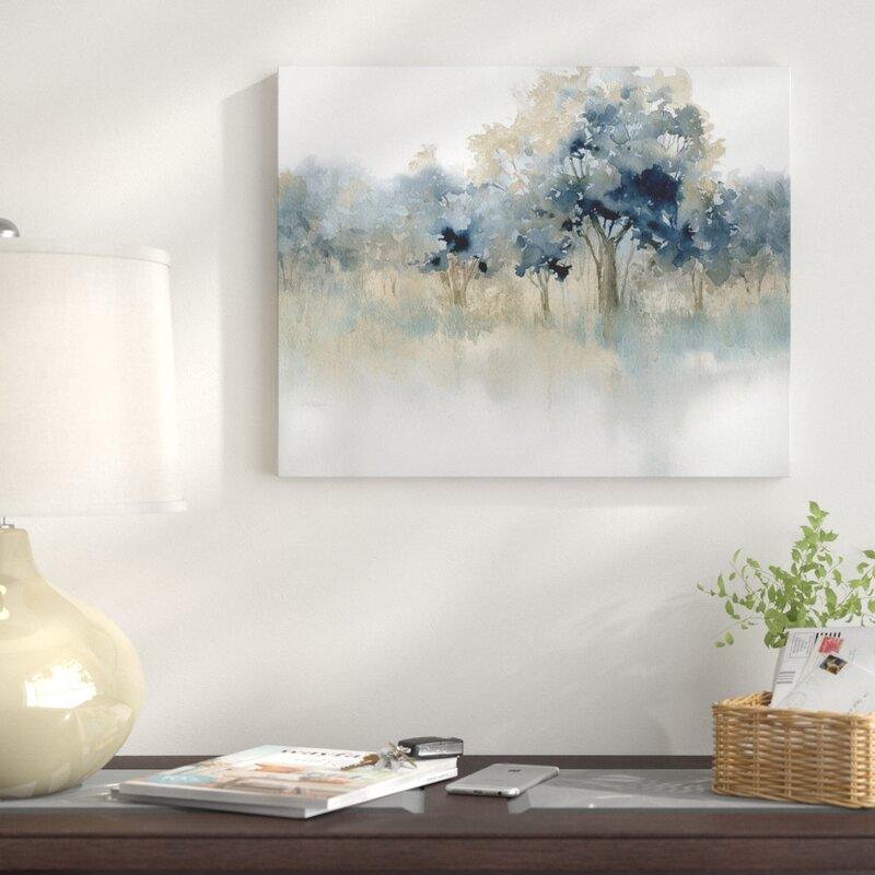 Winston Porter 'Waters Edge II' Oil Painting Print on ...