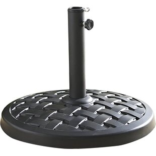 patio umbrella stands & bases you'll love | wayfair Patio Umbrella and Base