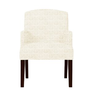 Keisha Wood Arm Chair by Darby Home Co