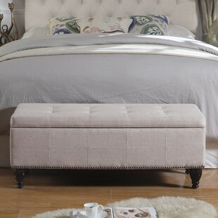 End Of Bed Ottoman Storage Wayfair