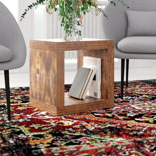 Metal & Wood Side Tables You\'ll Love | Wayfair.co.uk