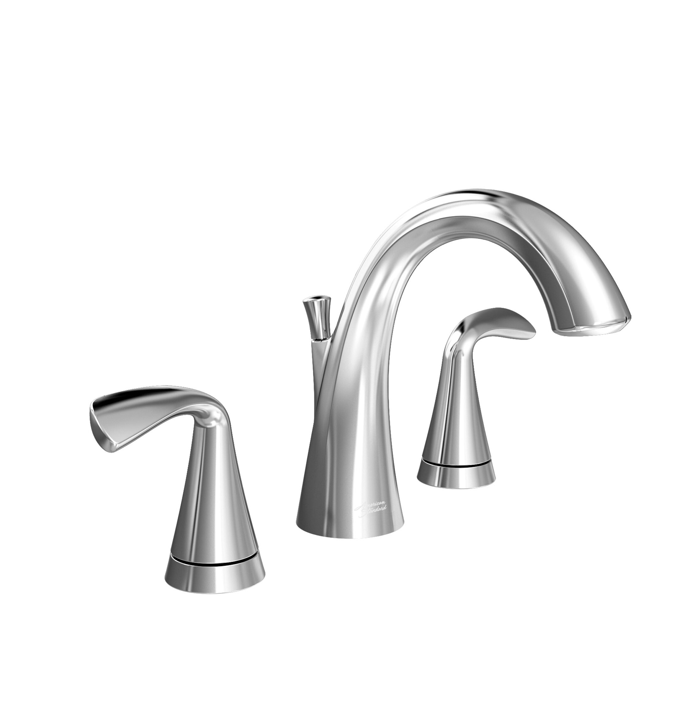 American Standard Fluent Widespread Bathroom Faucet With Drain Parts Moen Sink Home Improvement Build Com Assembly Reviews Wayfair