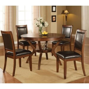 5 Piece Dining Set by Infini Furnishings