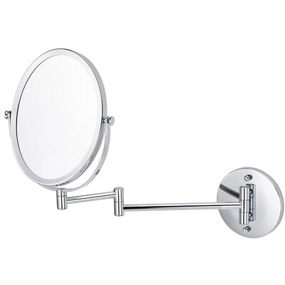 Find The Perfect Chrome Wall Mounted Makeup Amp Shaving