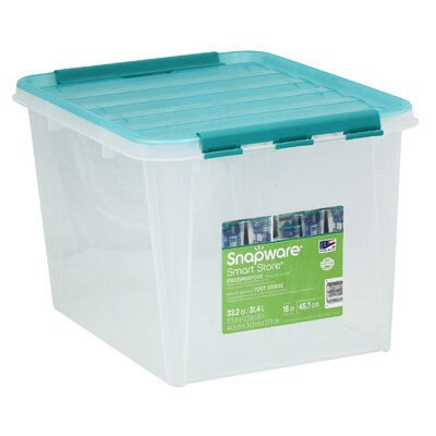 World Kitchen Snapware Smart Store Home Storage Container With